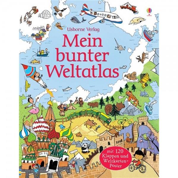 "Buch ""Mein bunter Weltatlas"""