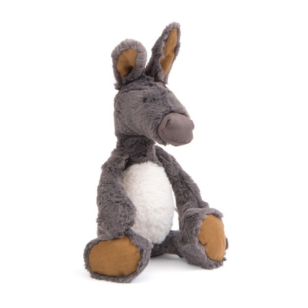 "Plüschtier Kleiner Esel ""Les baba bou"" 30 cm"