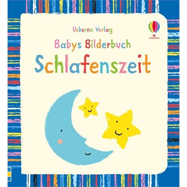 """Babys Bilderbuch """"Schlafenszeit"""""""