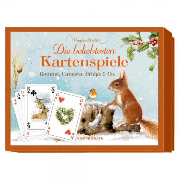 "Kartenspiel ""Rommé, Canasta, Bridge & Co"" M. Bastin"