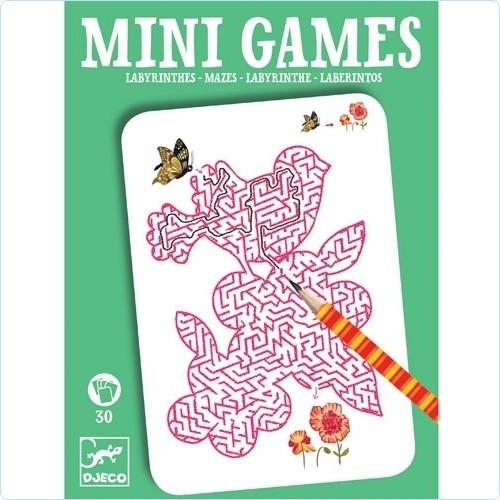 Mini Spiel  - Labyrinth von Ariane
