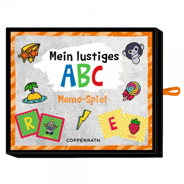 """Memo """"Funny Patches - Mein lustiges ABC"""""""