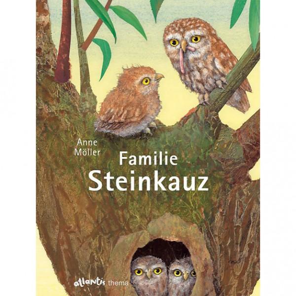 """Buch """"Familie Steinkauz"""""""