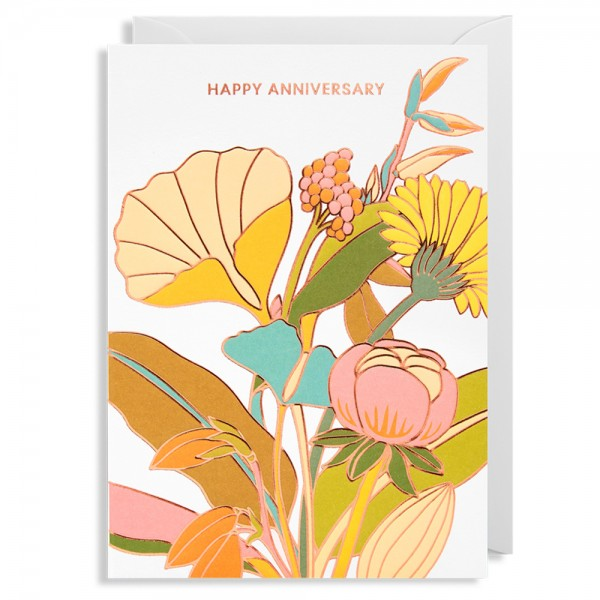 "Klappkarte ""Happy Anniversary"" Hanna Werning"
