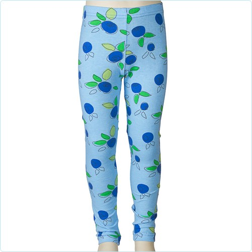 "Leggings ""Blueberry"" blau"