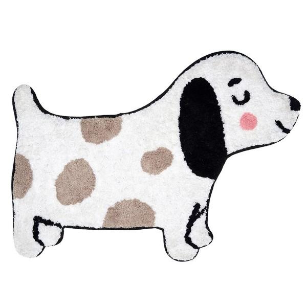 """Kleiner Teppich/Badvorleger Hund Barney"""""""