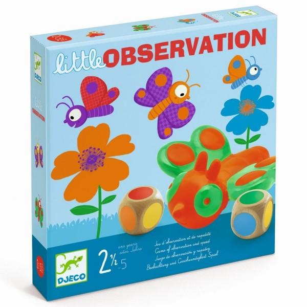 """Spiel für die Kleinsten """"Little Observation"""" BEOBACHTUNG 2,5-5 Jahre"""