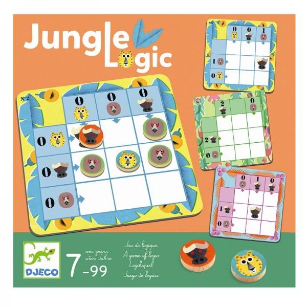 "Spiel ""Jungle Logic"" LOGIK 7-99 Jahre"
