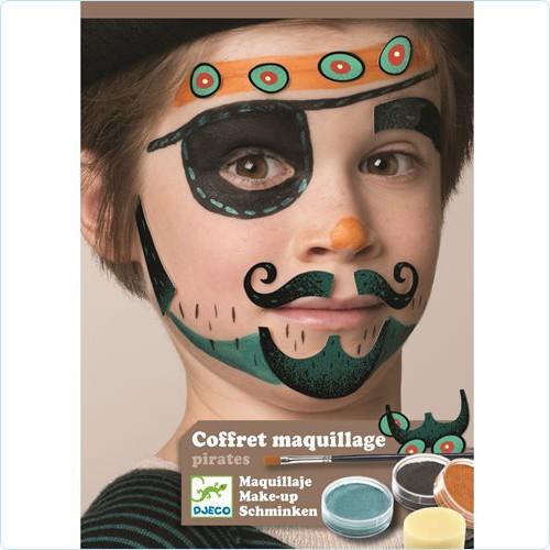 "Body Art Make-up Set ""Piraten"""