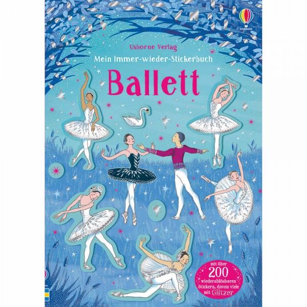 """Mein Immer-wieder-Stickerbuch """"Ballett"""""""