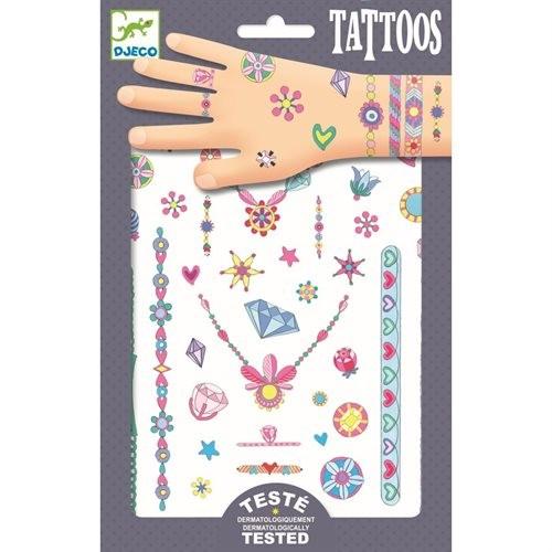 """Tattoos """"Jenni's Schmuck"""" Neon"""