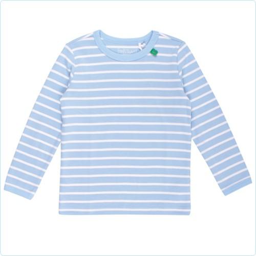 """Shirt MINI """"Streifen blau"""""""