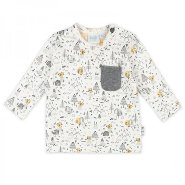 "Bio Baby-Shirt ""Little Favourite"" natur"