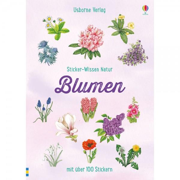 """Sticker-Wissen Natur """"Blumen"""""""