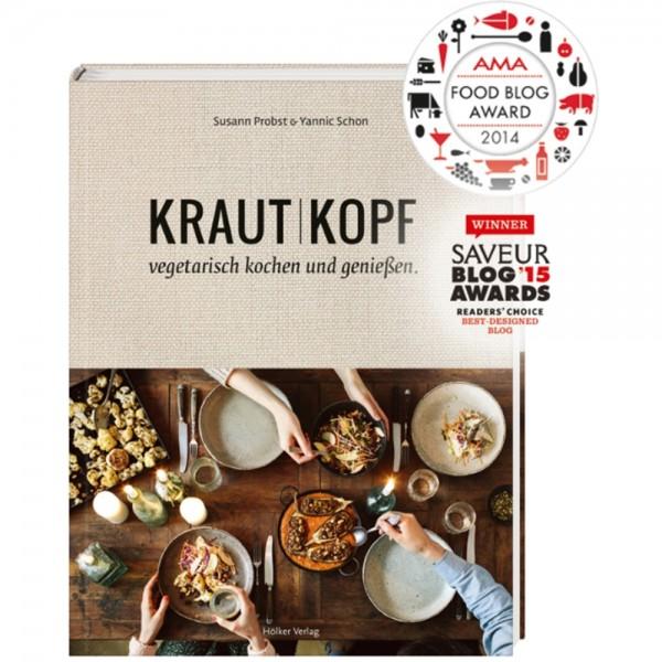 """Buch """"Krautkopf - vegetarisch kochen ..."""""""