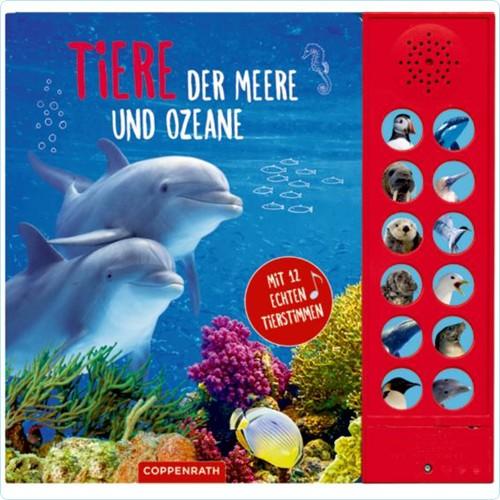 """Soundbuch """"Tiere der Meere und Ozeane"""""""