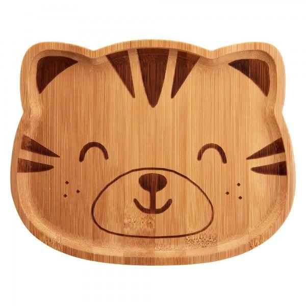 """Bambus-Teller """"Tiger"""""""