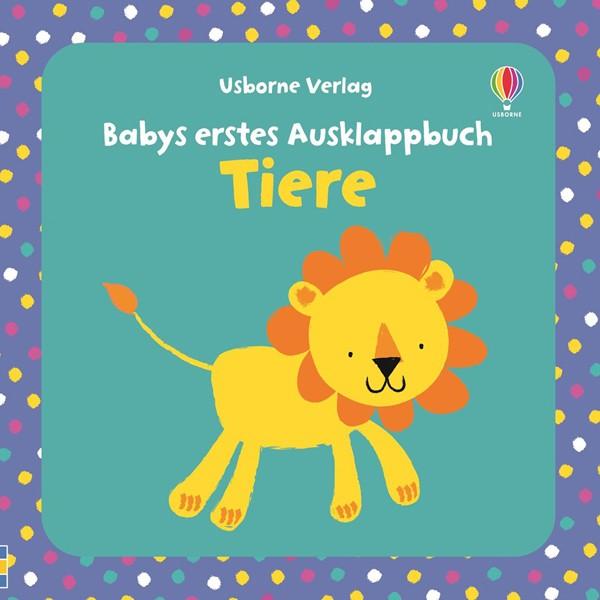 """Babys erstes Ausklappbuch """"Tiere"""""""