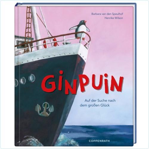 """Buch """"Ginpuin - auf der Suche nach dem Glück"""""""