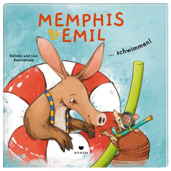 "Buch ""Memphis & Emil ... schwimmen!"""