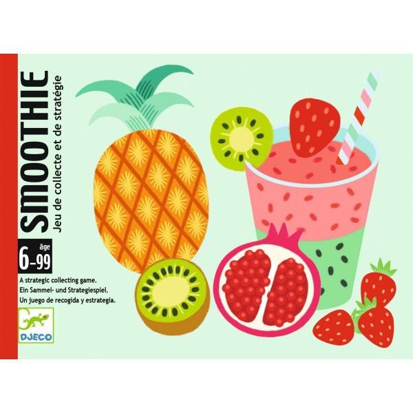 """Kartenspiel """"Smoothie"""" SAMMELN & STRATEGIE 6-99"""