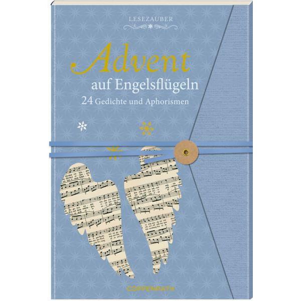 """Adventskalenderbuch """"Lesezauber - Advent auf Engelsflügeln"""""""