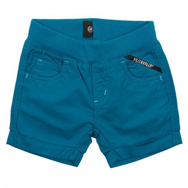 Canvas-Shorts pacific blue